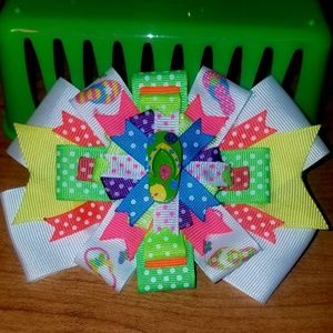 Other - 2/$20 Neon hairbow